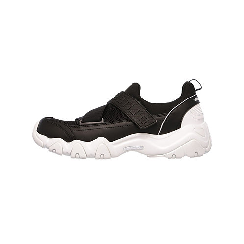 Women's D'LITES 2 - Black, White