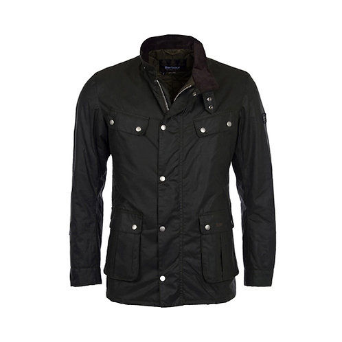 Men's B.INTL Duke Wax Jacket - Sage