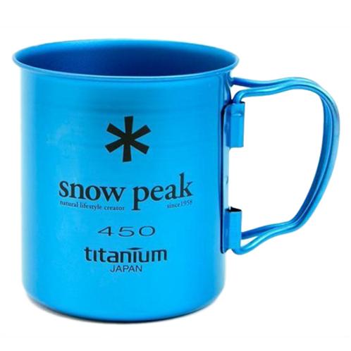 TITANIUM SINGLE CUP_BLUE