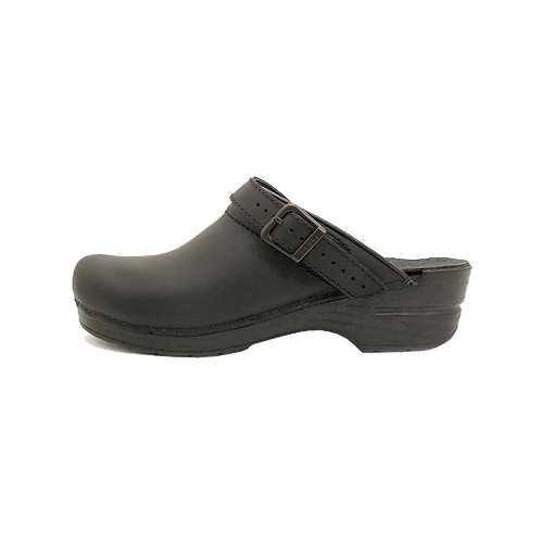Women's Ingrid Oiled - Black Olied