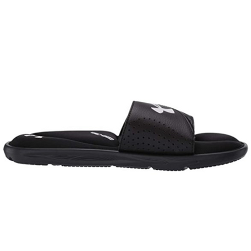 UA Ignite VI Slides_Black/Black