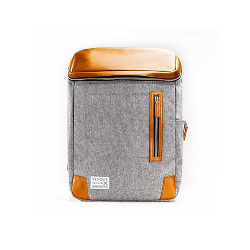Amsterdam Backpack - Grey