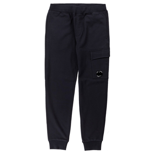 Diagonal Raised Fleece Lens Pocket Sweatpants 888 TOTAL ECLIPSE