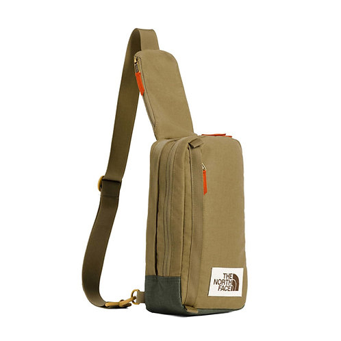 Field Bag - Brown, Khaki