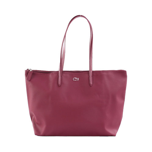 Women's L.12.12 Concept Zip Tote Bag - Tawny Port