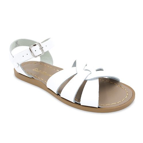 THE ORIGINAL SALT WATER SANDAL -WHITE