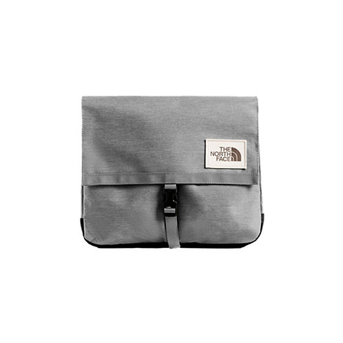 Berkeley Satchel - Grey, Black