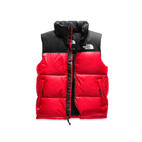 Men's 1996 Retro Nuptse Vest - Red