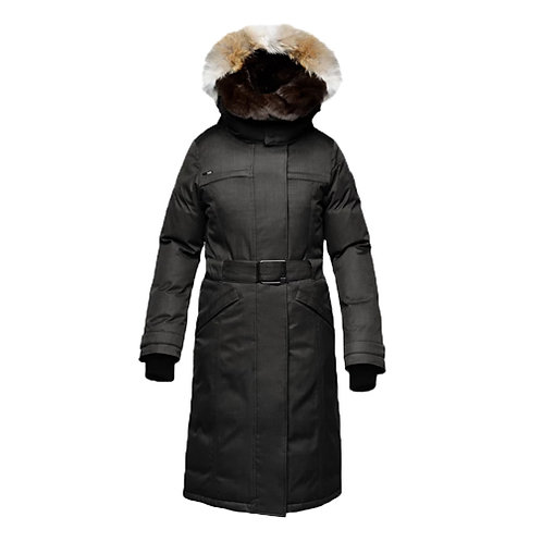 WOMEN'S SHE-RA EXTREME PARKA - CH Black