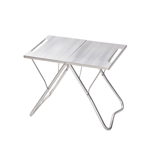 Stainless Steel My Table