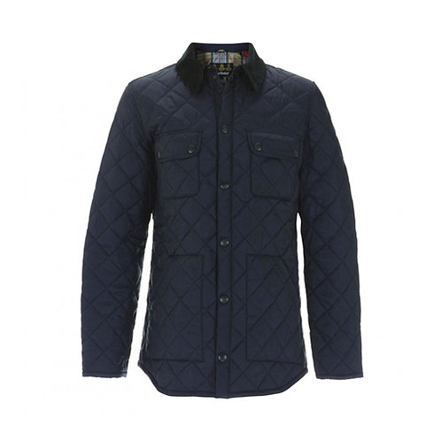 Men's Tinford Quilted Jacket - Navy