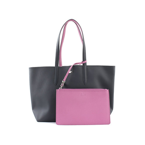 Women's Anna Reversible Bicolour Tote Bag - Ebony Orchid