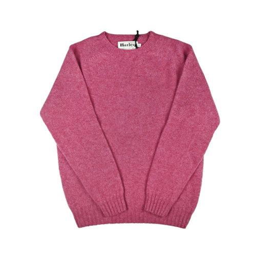 Women's CREW NECK SWEATER Blush 2134