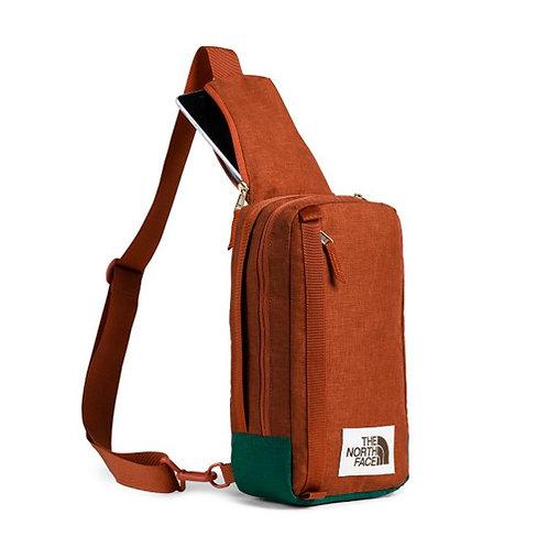Field Bag - Orange, Green
