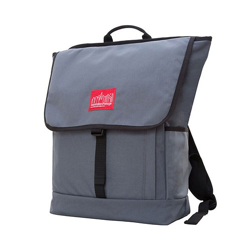 Washington Square Backpack with divider - Grey