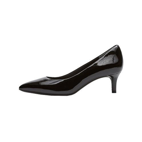 Women's Total Motion Kalila Heel - Black Patent