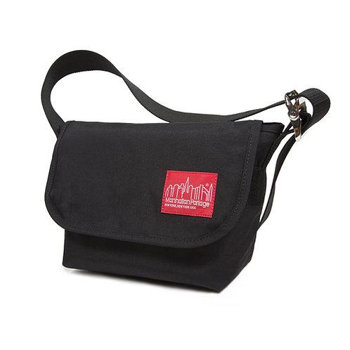 Vintage Messenger Bag JR(SM) - Black