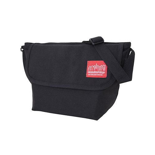 Mini NY Messenger Bag - Black