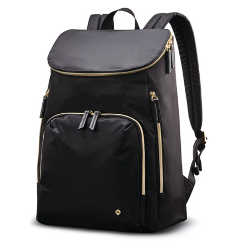 Mobile Solution Deluxe Backpack - Black