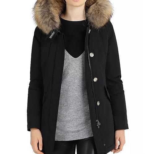 Women's Luxury Arctic Parka - BLACK