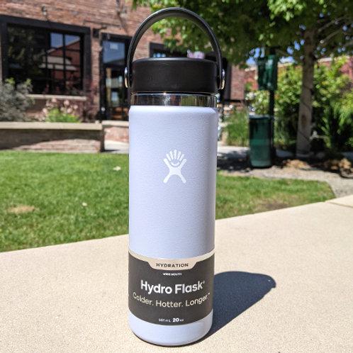 Hydro Flask 20 oz Wide Mouth Fog