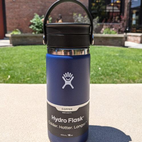 Hydro Flask 16 oz Coffee with Flex Sip™ Lid Cobalt