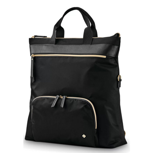 Mobile Solution Convertible Backpack - Black