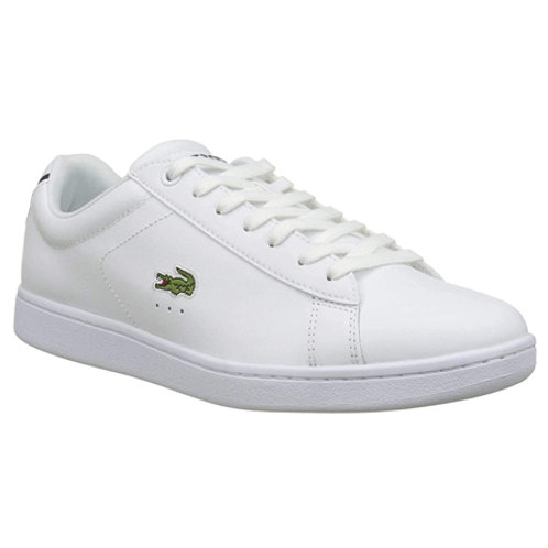 Men's Carnaby Evo BL Leather Sneakers - White