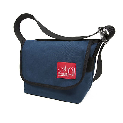Vintage Messenger Bag JR(SM) - Navy