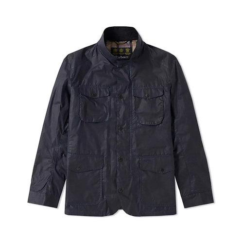 Men's Lightweight Ogston Wax Jacket - Navy