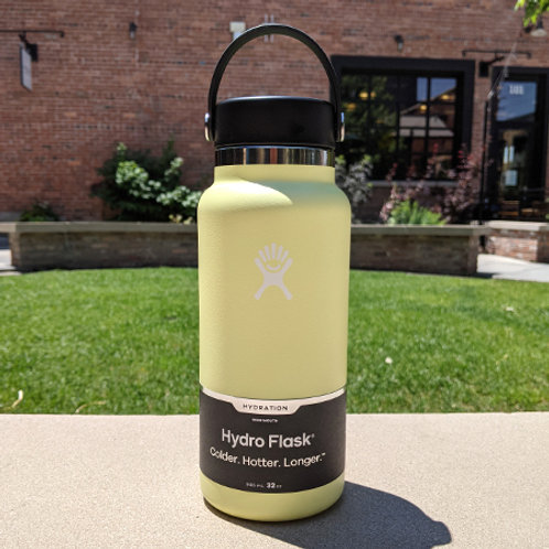 Hydro Flask 32 oz Wide Mouth Pineapple