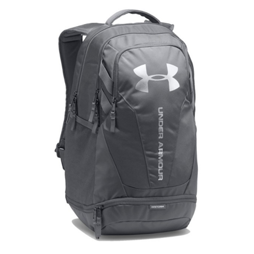 Under Armour Hustle 3.0 Backpack_Grey