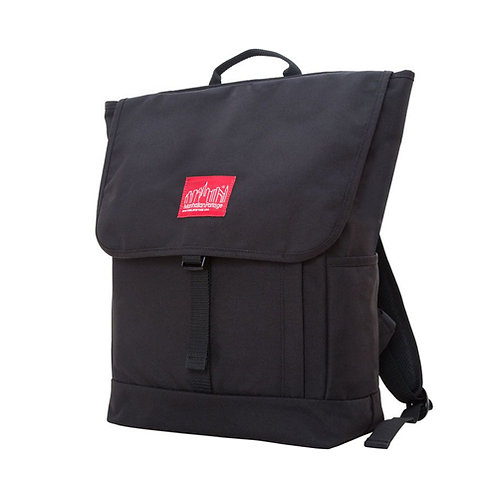 Washington Square Backpack with divider - Black