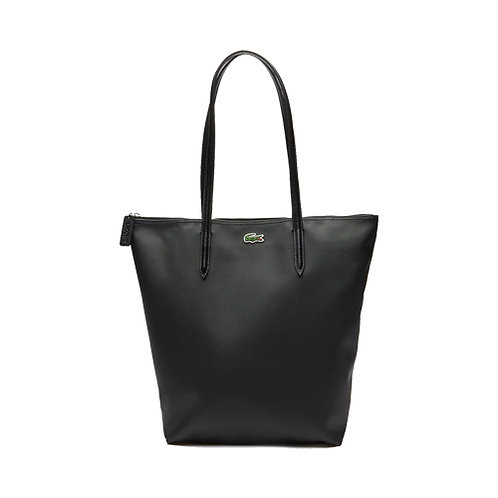 Women's L.12.12 Concept Vertical Zip Tote Bag - Black