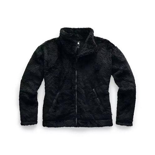Women's Furry Fleece 2.0 Jacket - Black