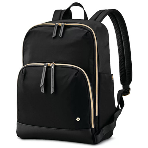 Mobile Solution Classic Backpack - Black
