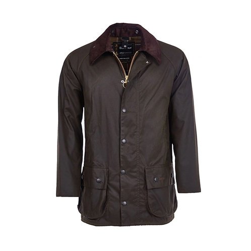 Men's Classic Beaufort Wax Jacket - Olive
