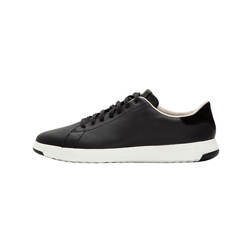 Men's Grandprø Tennis Sneaker - Black
