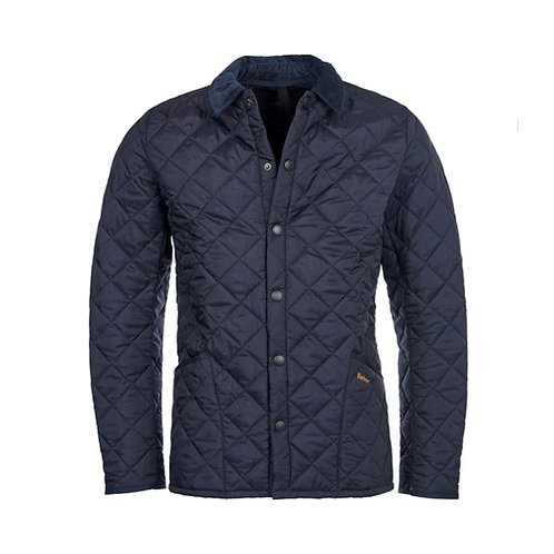 Men's Heritage Liddesdale Quilted Jacket - Navy