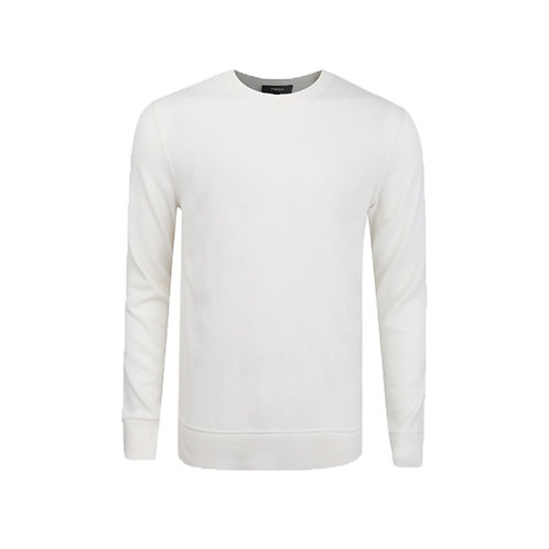 Hilles Crew. Cashmere - Ivory