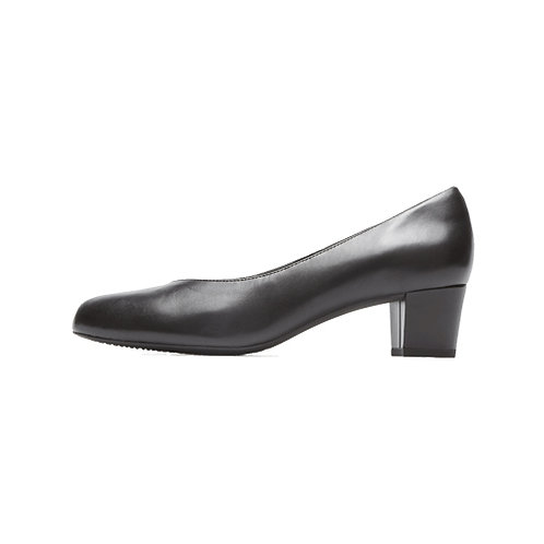 Women's Total Motion Charis Pump - Black Leather