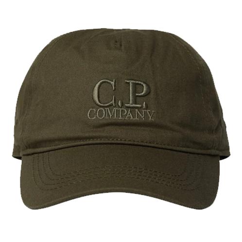 Gabardine Goggle Cap 683 IVY GREEN