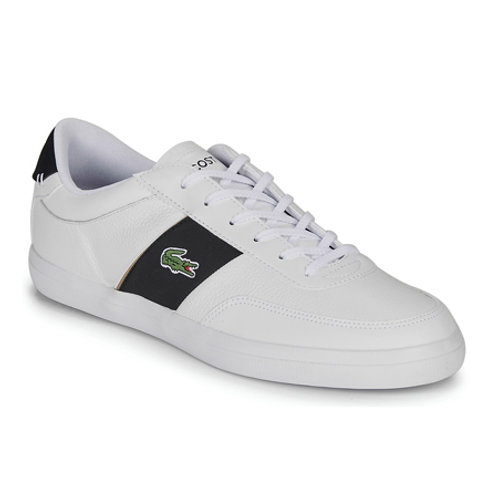 Men's Court-Master 319 6 Sneakers - White, Black