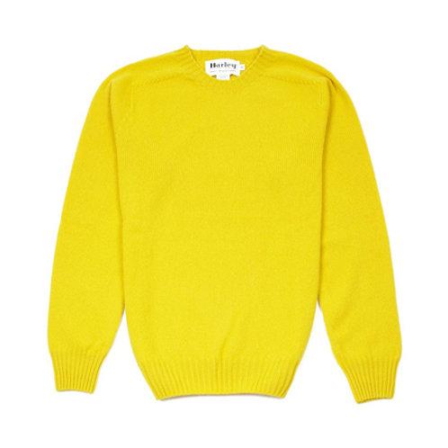 CREW NECK SWEATER M3834/7 Lemon Zest 912