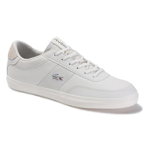 MEN'S COURT-MASTER 120 2 SNEAKER - WHT/ OFF WHT