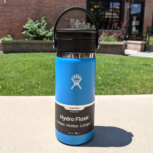 Hydro Flask 16 oz Coffee with Flex Sip™ Lid Pacific