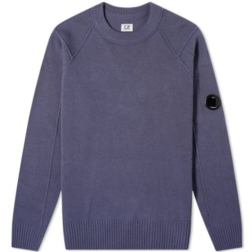 Lambswool Lens Sweater 884 OMBRE BLUE