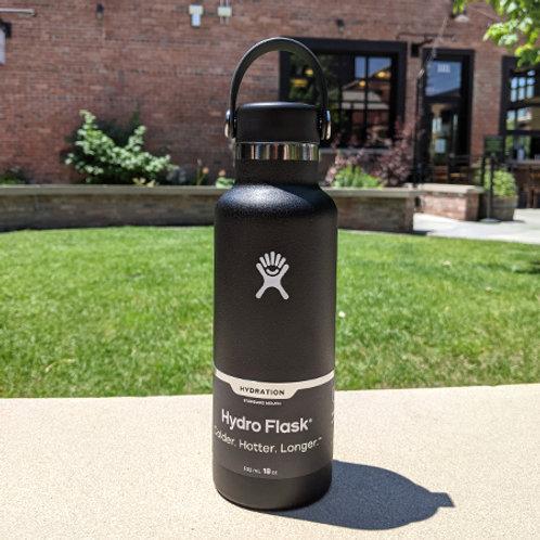 Hydro Flask 18 oz Standard Mouth Black