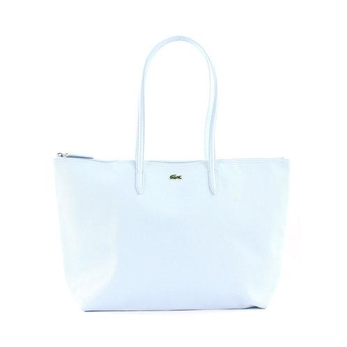 Women's L.12.12 Concept Zip Tote Bag - Illusion Blue