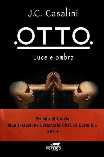 Book Cover 'OTTO. Luce e Ombra'